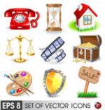 Art Vector icons