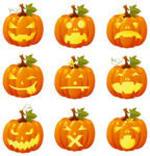 Halloween Icons Vector Download