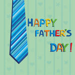 Happy Fathers Day Card Icons