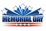 Memorial Day American flag Icon
