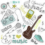music equipment clip art
