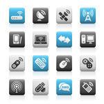 Wireless Web Icons