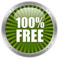 100 Percent free icon