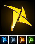 3D Star Icons