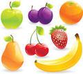 Awesome Fruit Icons