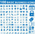 Basic business icons