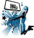 Basketball Web Background
