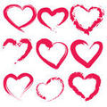 Beautiful Hearts Icons
