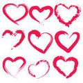 Beautiful Hearts Icons