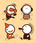 Cute and Funny icons