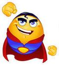 Download Superman Emoticons