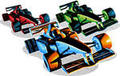 F1 Race Cars Icons