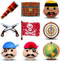 Funny Pirate Icons