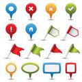 GPS icons