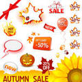 Halloween Sale Icons