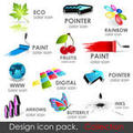 High quality 3d icons
