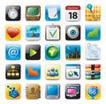 Multimedia icons