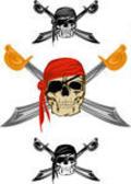 Pirates Skull Icon