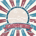 Retro American Background