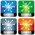 Social Networking Sharing Icons