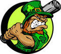 St Patricks Day Holiday Vector