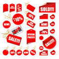 Tags Vector Icons