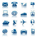 Telecom icons