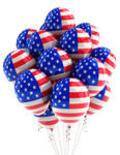 US balloons