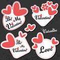 Valentine`s Day cards