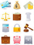 Vector illustrator for Icons