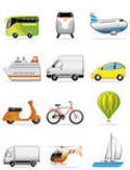 Vehicles and Automotive icons