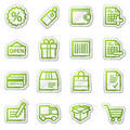Very Cool Shopping Icons