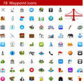 Waypoint Icons