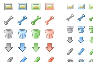 free web icons set
