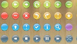 free toolbar icons