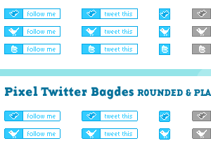 twitter free icons