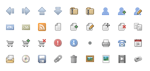 web free icon sets